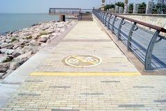 中国深圳海湾横向路 图库摄影