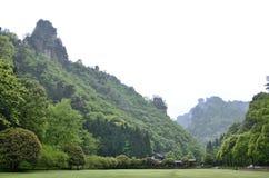 中国湖南张家界 库存照片