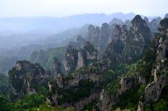 中国湖南张家界 免版税图库摄影