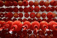 中国灯笼,亚洲 免版税库存图片