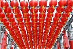 中国灯笼 库存照片