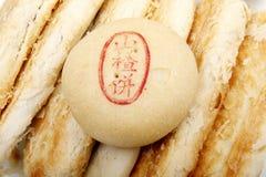 中国点心传统 免版税库存图片