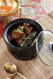 中国烹调贵族营养 免版税库存照片
