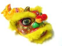 中国狮子新年度 免版税库存照片