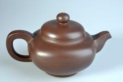 中国瓦器茶 免版税库存照片