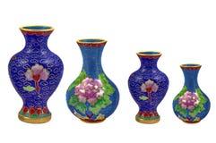 中国瓷花瓶 库存照片