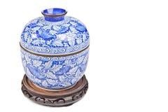 中国瓷 库存图片
