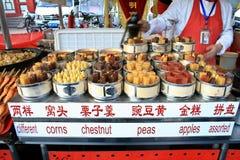 中国甜点 库存图片