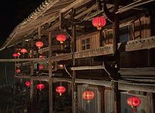 中国生存房子 库存照片
