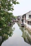 中国的威尼斯 免版税图库摄影