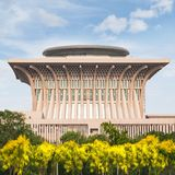 中国的汉学中心 库存照片
