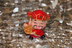 中国的纪念品 免版税库存照片