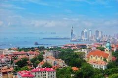 中国的风景 免版税库存照片