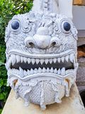 中国皇家狮子,也称Guardian Lion 图库摄影