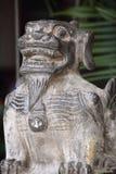 中国监护人狮子 免版税图库摄影