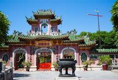 中国礼堂 库存照片