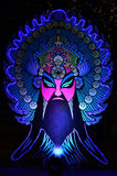 中国神显示  库存图片