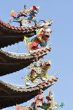 中国神 图库摄影