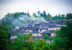 中国窑村(千年) 免版税库存照片