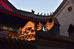 中国结构 免版税库存图片