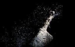 中国舞蹈演员国民 免版税库存照片