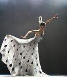 中国舞蹈演员著名李平・杨 免版税库存图片