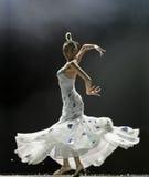 中国舞蹈演员著名李平・杨 图库摄影
