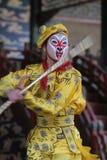 中国舞蹈演员 库存图片