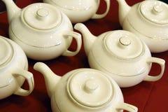 中国茶壶 库存照片