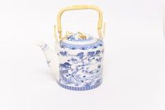 中国茶壶 图库摄影