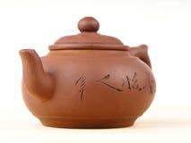 中国茶壶 免版税库存图片