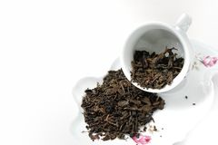 中国茶 免版税图库摄影