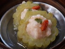 中国菜 免版税库存图片