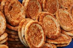 中国薄饼 库存照片