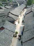 中国街道样式 免版税库存照片