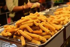中国街道食物 免版税图库摄影