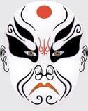 中国表面歌剧 免版税库存图片