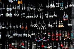 中国装饰品银色种类 免版税库存图片