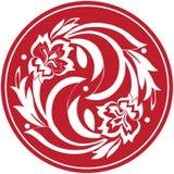 中国装饰品 免版税库存图片