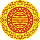 中国装饰品007 库存照片