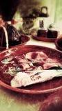 中国订婚 免版税库存图片