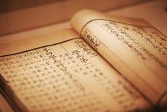 中国词 免版税图库摄影