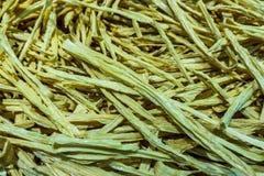 中国豆腐竹子 图库摄影