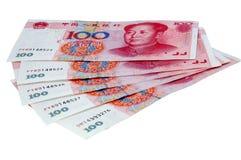 中国货币 库存图片