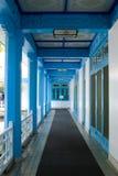 中国走廊 库存照片