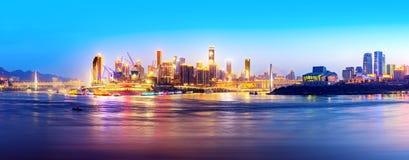中国重庆市光 图库摄影