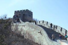 中国长城 免版税图库摄影