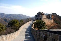 中国长城 图库摄影
