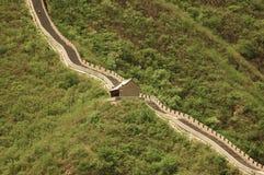 中国长城 免版税库存照片