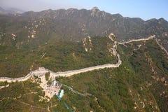 中国长城 库存图片